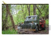Old Chevy Oil Truck 1  Carry-all Pouch