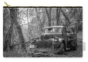 Old Chevy Oil Truck 2 Carry-all Pouch