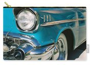 Old Chevy Carry-all Pouch by Steve Karol