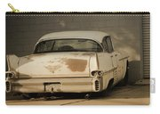 Old Cadillac In Sepia Tones Carry-all Pouch