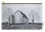 Old Church At Beatties  Ford Carry-all Pouch