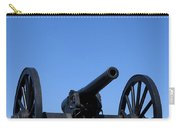 Old Civil War Cannon Carry-all Pouch