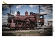 Old Clovis Train Carry-all Pouch
