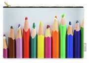 Old Colored Pencils Carry-all Pouch