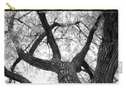 Old Cottonwood Tree Carry-all Pouch