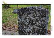 Old Country Cemetery Carry-all Pouch