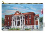 Old Courthouse In Ellijay Ga - Gilmer County Courthouse Carry-all Pouch