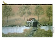 Old Covered Bridge Carry-all Pouch