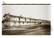 Old Cuartel. Mexican Soldiers Barracks Monterey Circa 1885 Carry-all Pouch