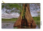 Old Cypress Trunk Carry-all Pouch