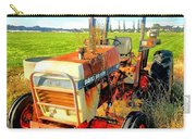 Old David Brown Tractor  Carry-all Pouch