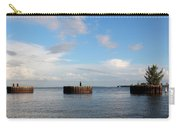Old Docks Of Gasparilla Carry-all Pouch