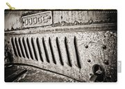 Old Dodge Grille Carry-all Pouch