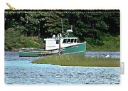 Old Dog On Bass River Carry-all Pouch
