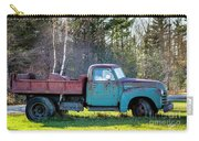 Old Dump Truck Carry-all Pouch