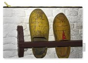 Old Dutch Wooden Shoes Carry-all Pouch