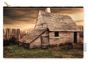 Old English Barn Carry-all Pouch by Lourry Legarde