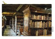 Old English Library Carry-all Pouch