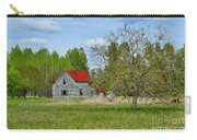Old Farm House In Langley Carry-all Pouch