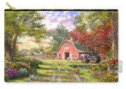 Old Farm House Variant 1 Carry-all Pouch