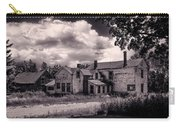 Old Farmhouse In Maine Carry-all Pouch