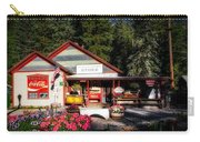 Old Fashioned General Store Carry-all Pouch