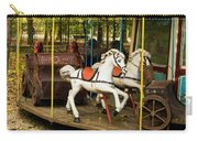 Old-fashioned Merry-go-round Carry-all Pouch