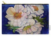 Old Fashioned Roses Jenny Lee Discount Carry-all Pouch