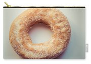 Old Fashioned Sugar Donut Carry-all Pouch