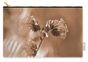 Old Fashioned Wild Flowers  Carry-all Pouch