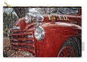 Old Fire Truck Carry-all Pouch