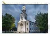 Old First Church Of Bennington Carry-all Pouch
