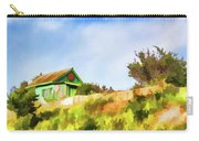 Old Fisherman's House On The Hill Carry-all Pouch