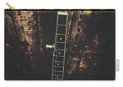 Old Folk Music Banjo Carry-all Pouch