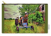 Old Ford Tractor Carry-all Pouch