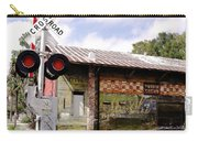 Old Freight Depot Perry Fl. Built In 1910 Carry-all Pouch