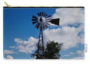 Windmill Color  Carry-all Pouch