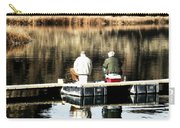 Old Friends Fishing Carry-all Pouch
