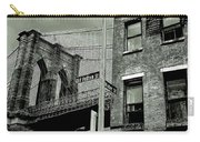 Old Fulton And Water Streets 2 Carry-all Pouch