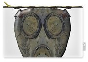 Old Gas Mask Carry-all Pouch