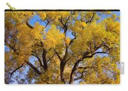 Old Giant  Autumn Cottonwood Carry-all Pouch