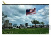 Old Glory Over Baltimore Carry-all Pouch