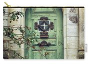 Old Gothic Door Carry-all Pouch