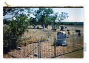 Old Grave Site 2 Carry-all Pouch