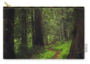 Old Growth Cedars Carry-all Pouch