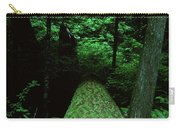 Old Growth Forest At Lost Lake On Mount Hood Carry-all Pouch