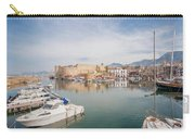 Old Harbour Of  Kyrenia, In Cyprus Carry-all Pouch