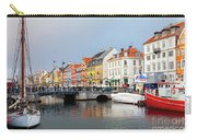 Old Harbour Of Nyhavn  Carry-all Pouch