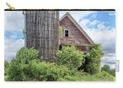 Old Historic Barn In Vermont Carry-all Pouch