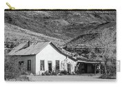 Old House And Foothills Carry-all Pouch